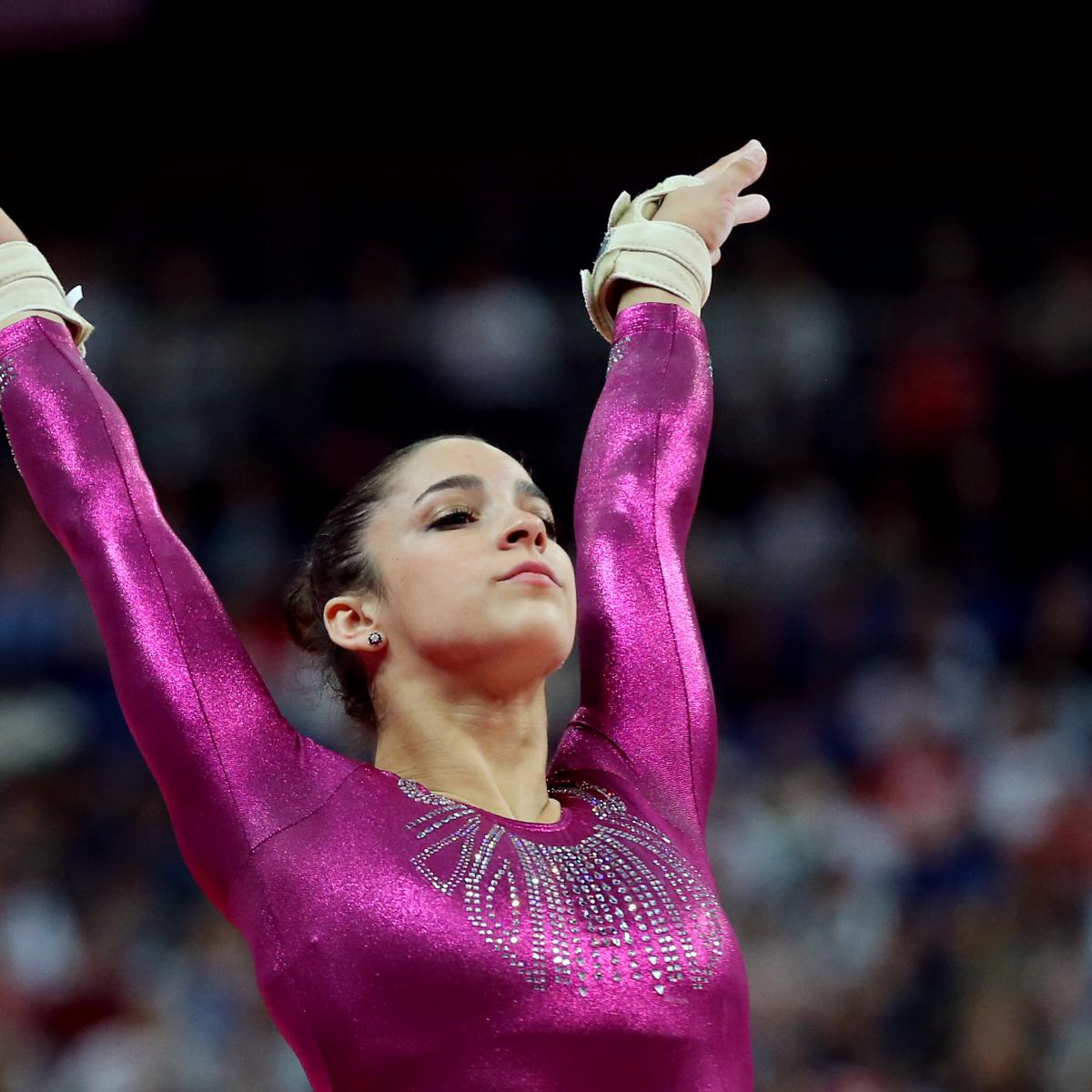 Aly Raisman Controversy Latest Of 2012 Olympic Gymnastics