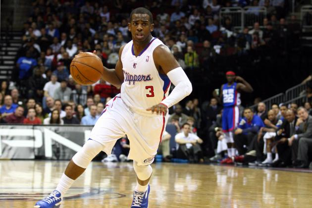 Knicks Rumors: How Chris Paul Could End Up in New York in 2013-14
