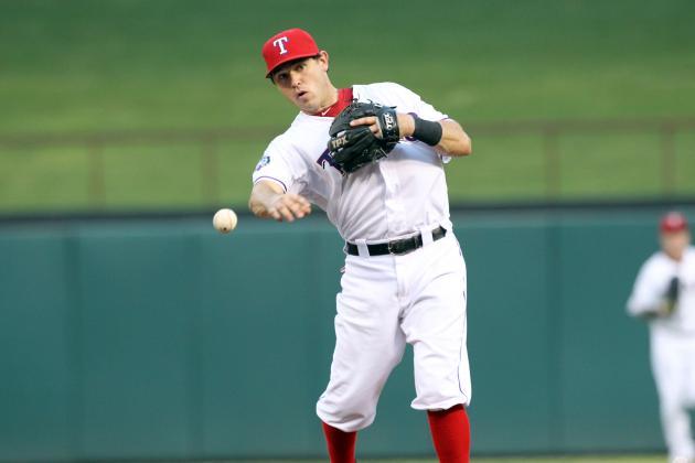 2012 MLB Playoffs: Ian Kinsler Sets the Rangers Up for a Big Postseason Run