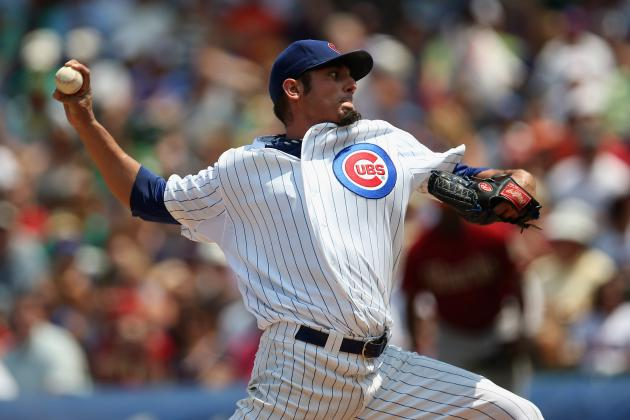 Predicting Chicago Cubs' Starting Rotation in 2013