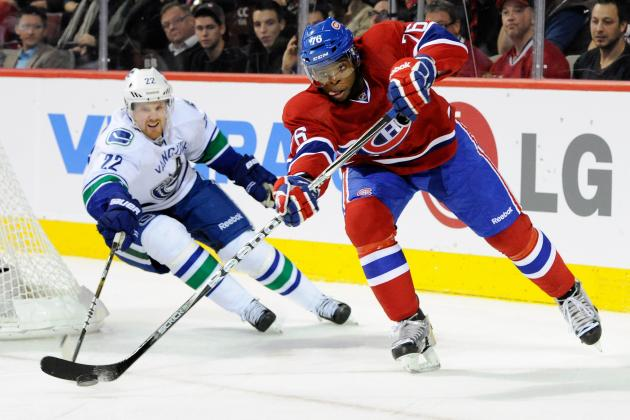 Montreal Canadiens: PK Subban Contract Disputes Are a Big Deal