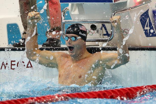 Olympic Swimming Results 2012: Tyler Clary Backs Up His Talk in a Big Way