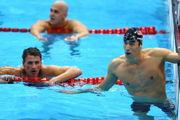 Olympic Swimming Results 2012: Day 6 Updates, Medal Winners, Analysis & More