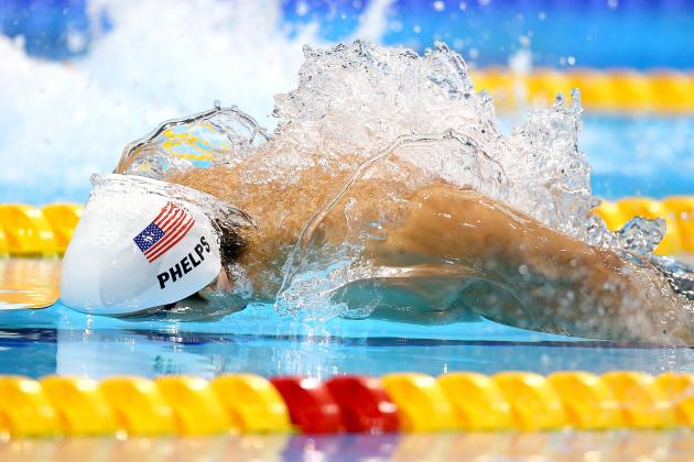 Michael Phelps Defeats Ryan Lochte in the 200-Meter IM Final