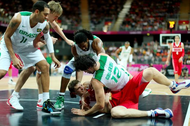 Olympic Basketball 2012: Does Russia Have What It Takes to Win a Medal?