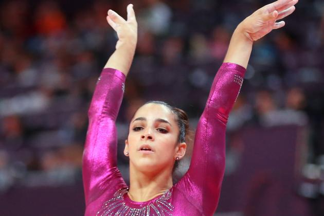Gymnastics Tie Breaker Rules: Aly Raisman Deserved 4th Thanks to Quirky Rule