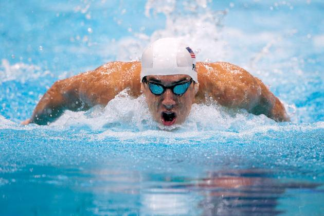 Olympic Swimming 2012: Michael Phelps Puts Exclamation Point on Masterful Career