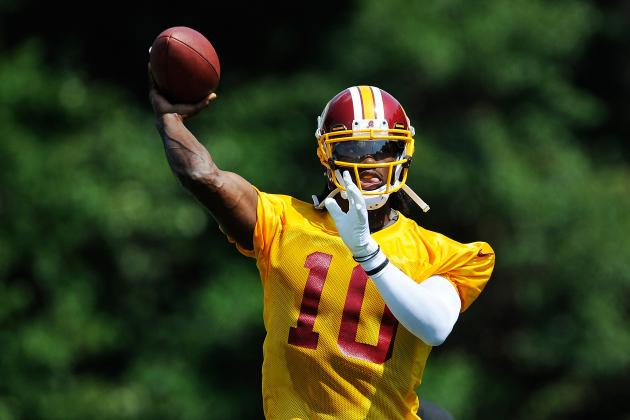 2012 NFL Predictions: Forecasting the Record for Each NFC East Team