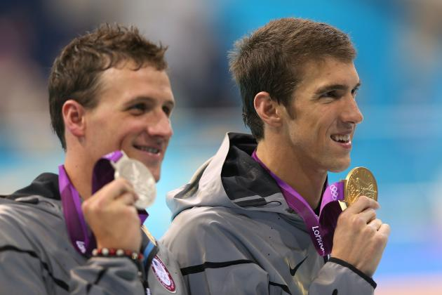 Olympic Swimming Results 2012: Day 6 Recap, Top Times & Medal Standings