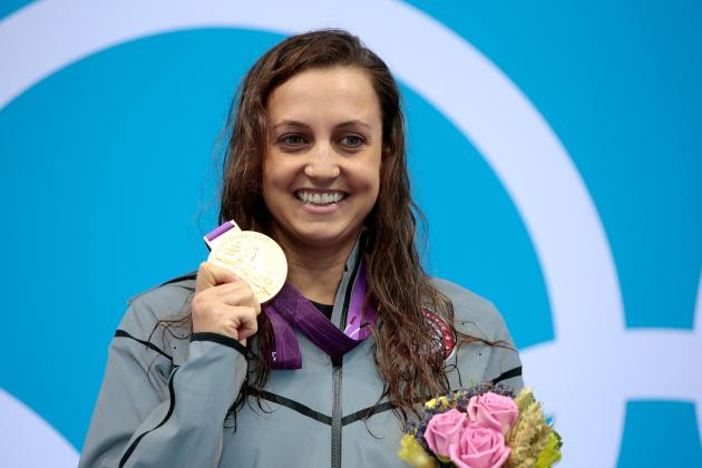2012 Olympics: Rebecca Soni Suddenly Among Most Dominant US Swimmers