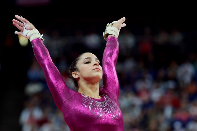 Aly Raisman: Tough Break in London Won't Slow American Phenom