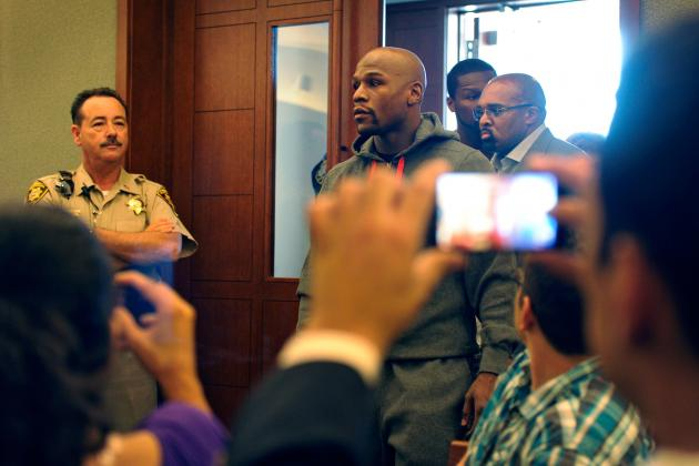 Floyd Mayweather, Jr. Has No Plans of Holding a Press Conference at This Time