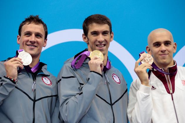Olympic Swimming Results 2012: USA Swimmers Lochte, Phelps and Franklin Dominate