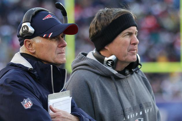 With Patriots Offensive Line in Flux, Dante Scarnecchia's Presence Is a Blessing