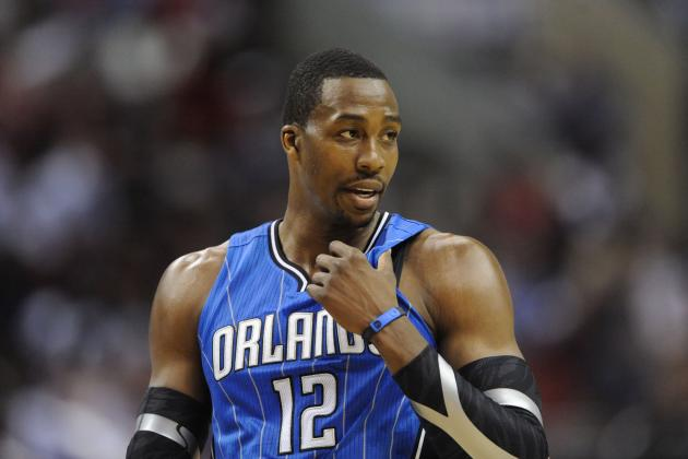 Dwight Howard: Superman Is Ensuring That Rob Hennigan Won't Last Long with Magic