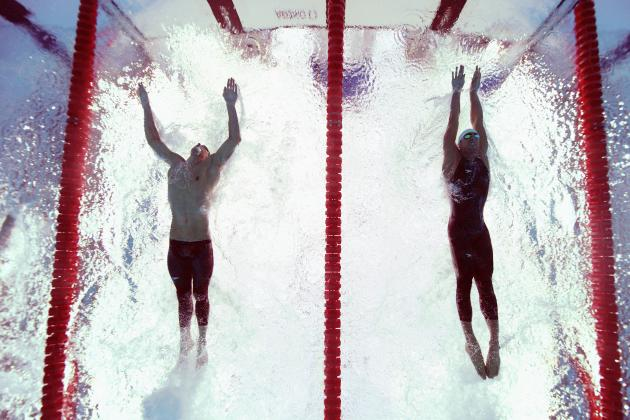 Olympic Swimming 2012: New World Records Prove (Wo)Man's Power over Machine