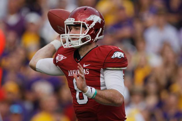 USA TODAY College Football Preseason Poll: Razorbacks Underrated in the Rankings