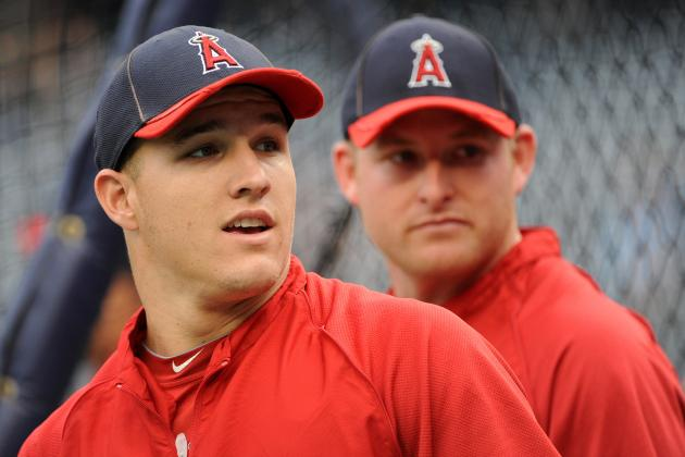 Who's More Important to the LA Angels: Mike Trout or Mark Trumbo?