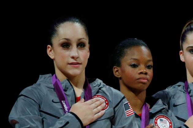 Women's Gymnastics 2012: Gabby Douglas Can't Say She's Better Than Jordyn Wieber