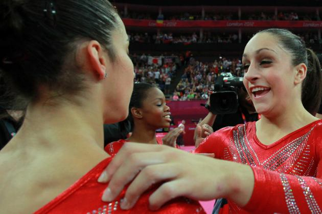 Raisman, Wieber and Others Excluded by Bizarre Olympic Gymnastics Rules
