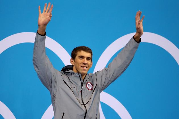 Olympic Medal Count 2012: USA's Best Chances for Gold on Day 7
