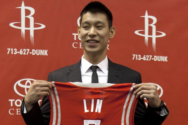 Jeremy Lin Signing Makes Houston Rockets Look Foolish