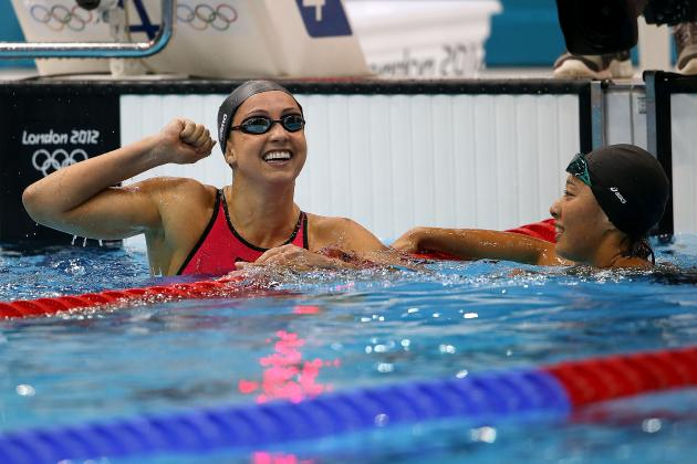 Rebecca Soni: World-Record Effort Adds to Swimmer's Elite Breaststroke Resume