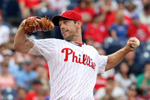 Philadelphia Phillies Place SP Cliff Lee on Waivers