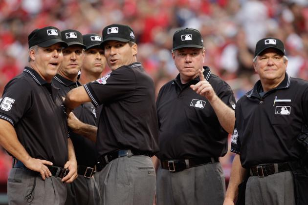 Umpire's Ejection of