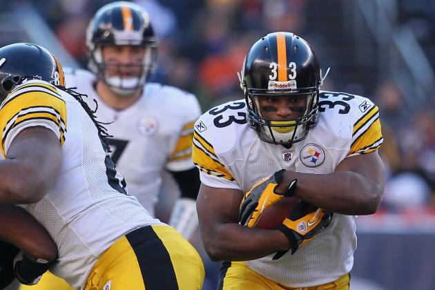 Will the Pittsburgh Steelers Running Game Regain Form in 2012?
