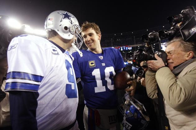 New York Giants Wise to Pay No Mind to Jerry Jones' Comments