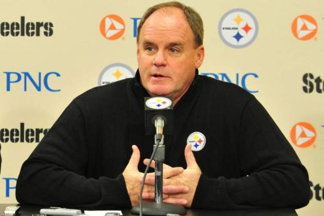 An Early Look at the Pittsburgh Steelers' 2013 Salary Cap Situation