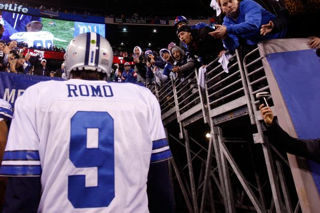 Tony Romo Will Not Bring a Super Bowl to the Dallas Cowboys