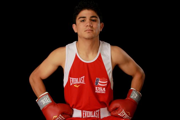 Olympic Boxing 2012: Spotlight on Joseph Diaz, Jr.