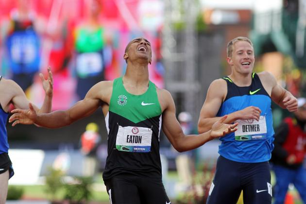 Gold Medal Count 2012: Track Events Will Propel US Past China