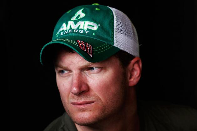 Dale Earnhardt Jr.: Can He Stand Strong Against Challenge from Teammate?