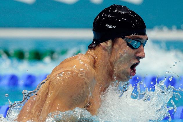 Olympics Swimming 2012 Day 6: Michael Phelps Wins the Duel in the Pool