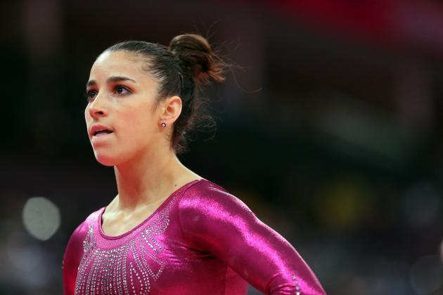 Gymnastics Results 2012: Aly Raisman's Roller Coaster of Triumph, Controversy
