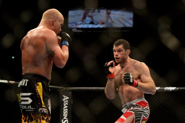 UFC on Fox 4 Interview: Dana White Would Like Forrest Griffin to Retire