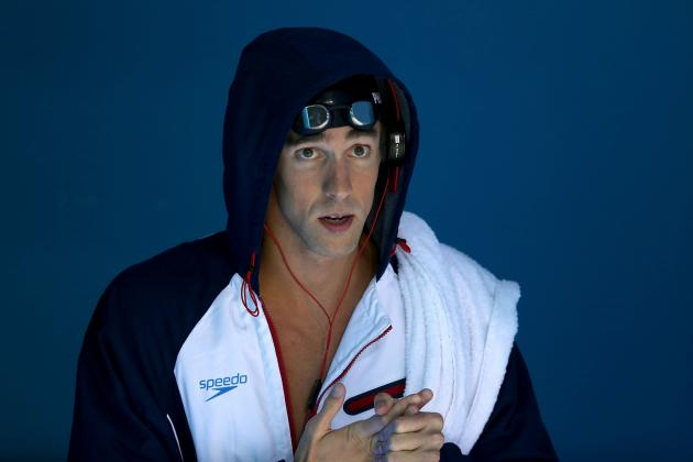 Olympics 2012: Olympians Who Have Dominated Social Media in London