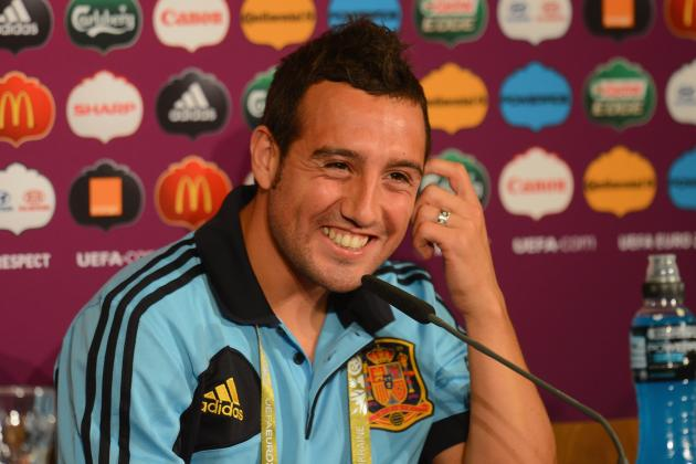 Report: Arsenal Sign Spain Midfielder Santi Cazorla from Malaga