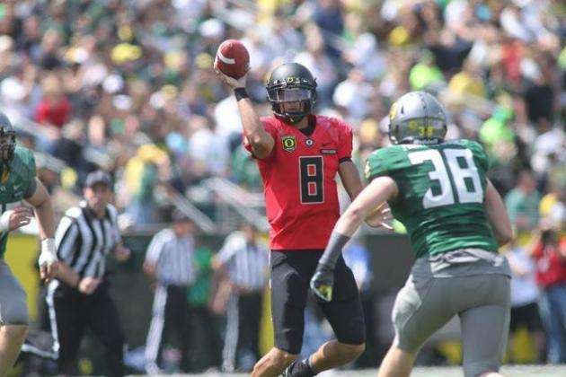 Oregon Football: Ducks Fall Camp Starts; New Challenges Await