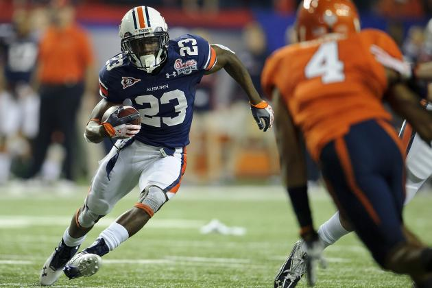 Auburn Football: Why Onterio McCalebb Is a Lock for Paul Hornung Award