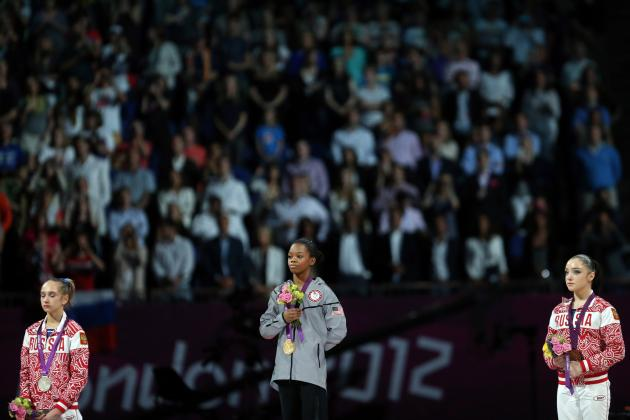 Gabby Douglas Floor Routine: Crucial Performance Is Testament to USA Dominance