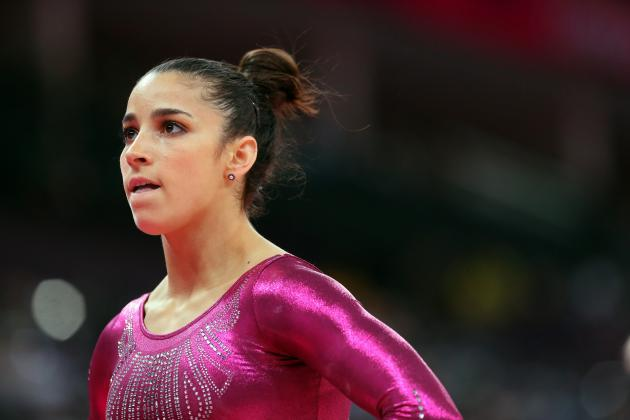 Aly Raisman Individual All-Around: USA Star Didn't Need Medal to Validate Skills