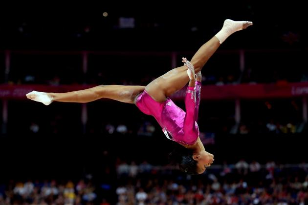 Olympic Gymnastic Results 2012: Gabby Douglas' All-Around Win Kick-Starts Career