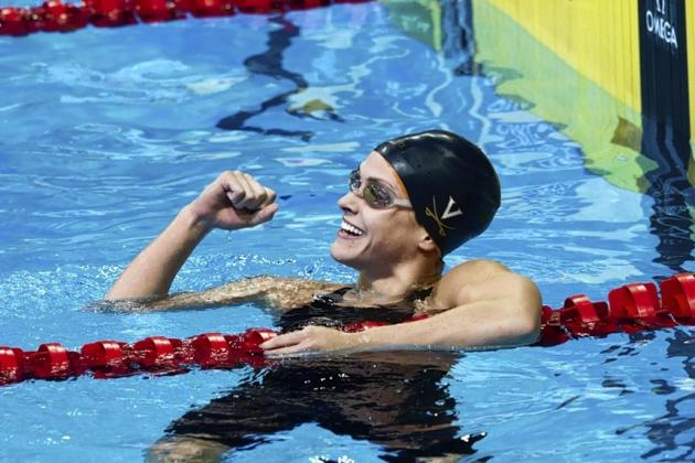 Lauren Perdue: Swimmer Shouldn't Be Defined by LeBron James Dinner Rejection