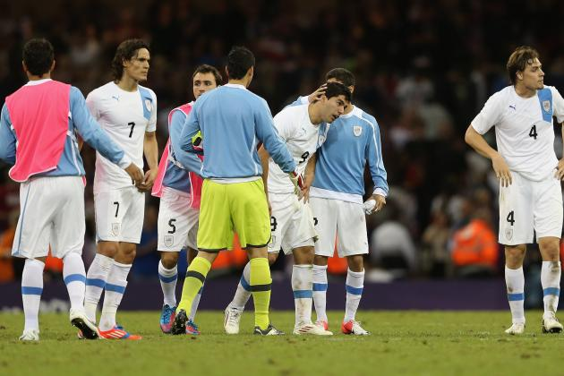 Olympic Soccer 2012: Why Uruguay Has Been a Huge Letdown at the Olympics