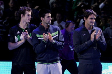 2012 Olympics: Roger Federer, Novak Djokovic, Andy Murray into Semifinals