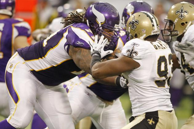 Minnesota Vikings: 2012 Is Make or Break Year for RT Phil Loadholt